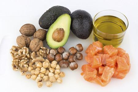 grasas saludables